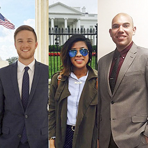 DC Scholars - Hill, Maskarino and Gonzalez