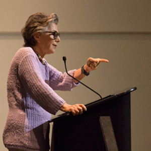 Barbara Boxer at CSUF