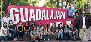 Guadalajara-Transnational-Program-group