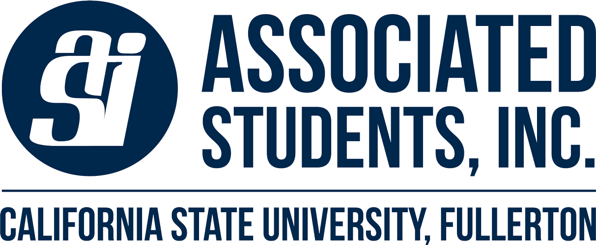 Associated Students, Inc California State University, Fullerton.